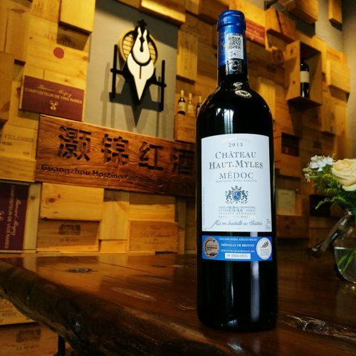 上米勒斯酒庄红葡萄酒Chateau Haut-Myles