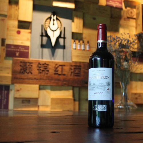 杜特隆中级酒庄红葡萄酒Chateau de Tourteyron