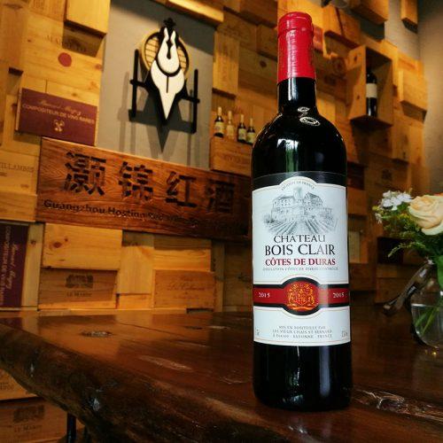 克雷尔红葡萄酒 CHATEAU BOIS CLAIR